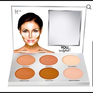 It You Sculpted Universal Contouring Palette